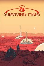 surving mars box art