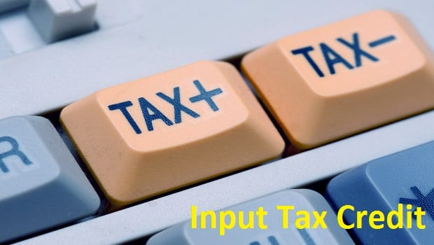 Input Gst tax credit is explaind by the buzz stand gst team