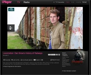 Locomotion: Dan Snow's History of Railways: Episode 3