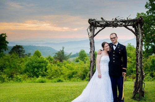 Outdoor Wedding Venues Near Me In Western NC