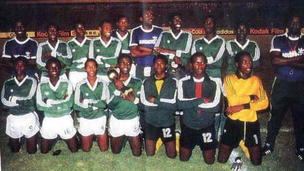 Ugbade, Amapakabo recall Golden Eaglets triumph in 1985 | TheCable