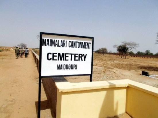 Maimalari Cantonment Cemetery
