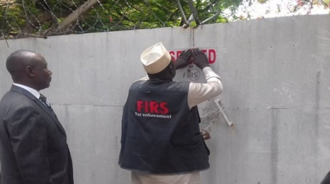 FIRS seals off companies In Port Harcourt over tax default