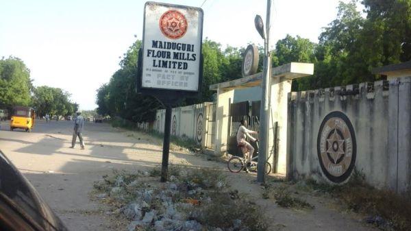 Maiduguri Flour Mill