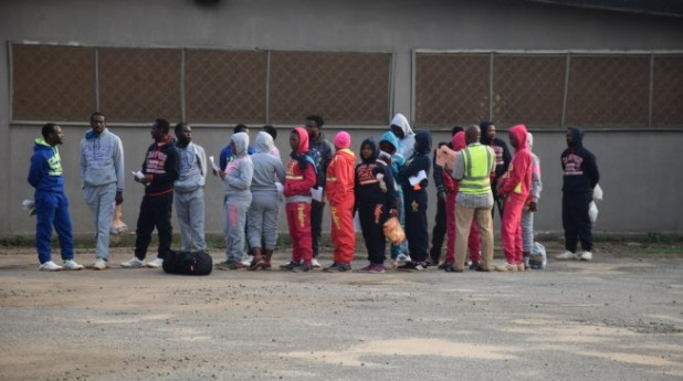171 Nigerians return from Libya