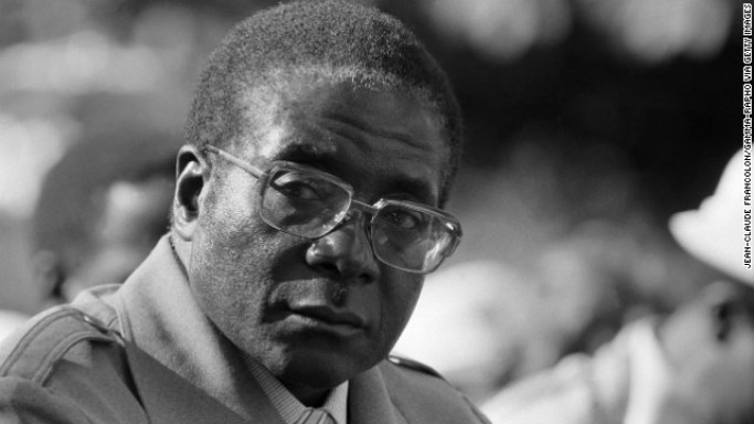Image result for mugabe when he was young