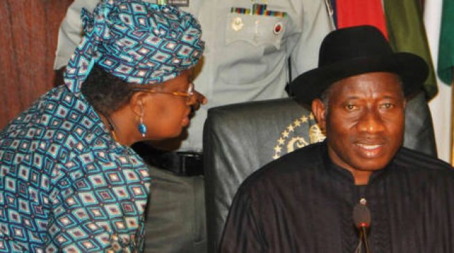 Image result for Why I wrote book on Jonathan's government – Okonjo-Iweala