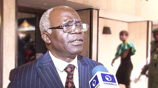 Image result for APC cannot demand Saraki's resignation, says Falana