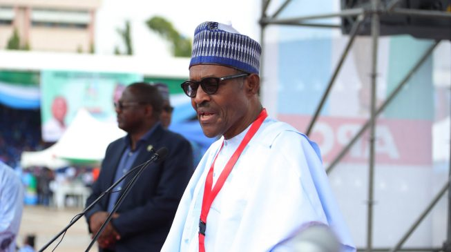 Image result for I am not behind killings in Nigeria – Buhari