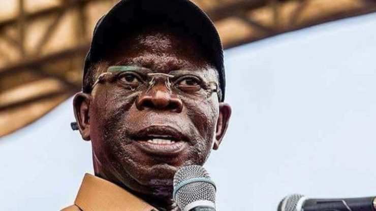Image result for oshiomhole  BIG TROUBLE!! OSHIOMHOLE BLOWS HOT, SHAKES MAJOR TABLES AS HE MAKES SHOCKING REVELATION ON INEC MOST NIGERIANS DID NOT KNOW – SEE DETAILS Adams Oshiomhole 1280x720