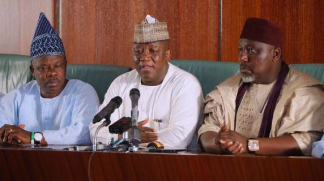 Image result for Why Okorocha, Yari, Amosun, others should dump APC – Ex-spokesman, Frank