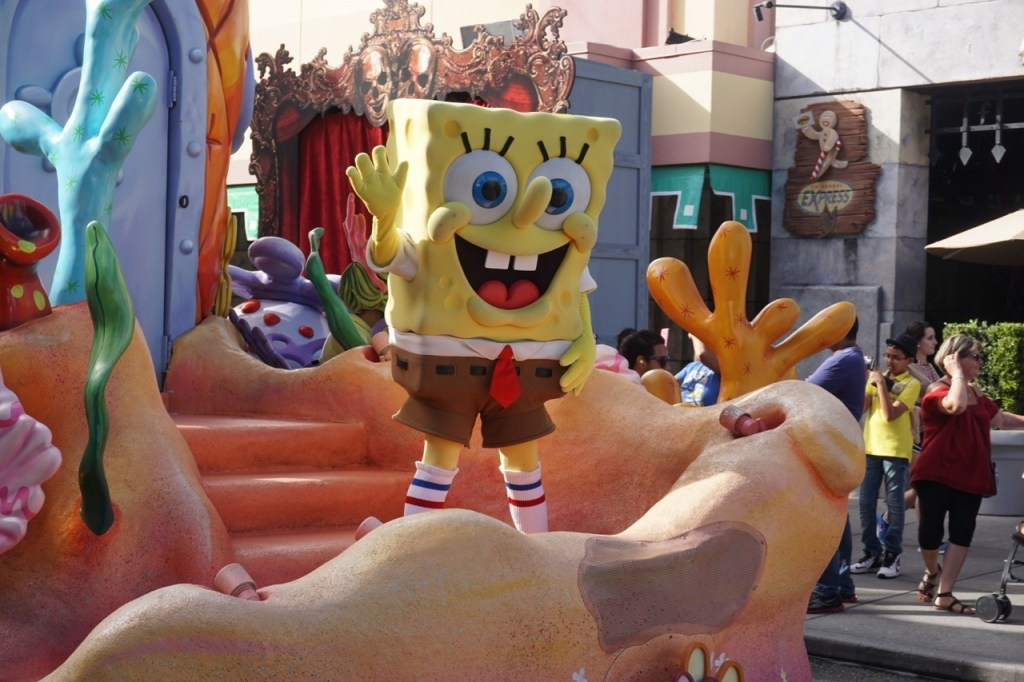 The parade at Universal Studios Florida is one of the reasons why a visit is fun for the whole family!