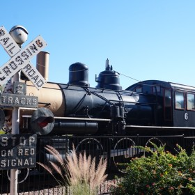 McCormick-Stillman Railroad Park:  Fun for Young Children in Scottsdale