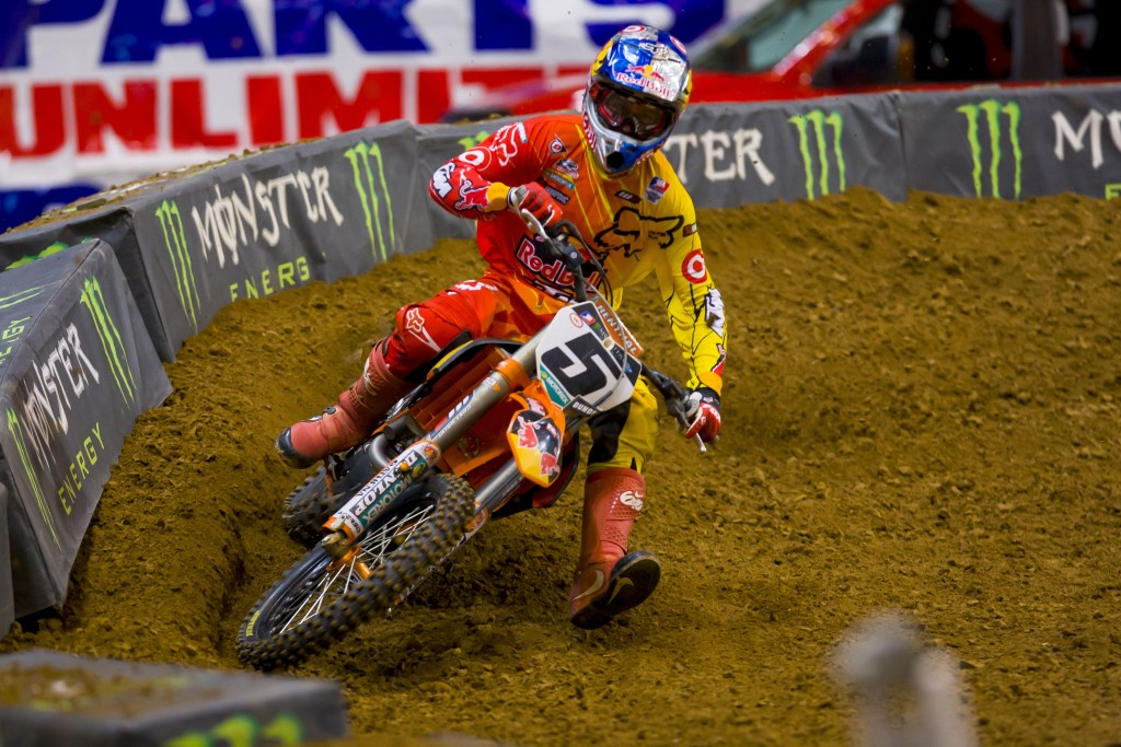 Read on for a discount for Supercross in Phoenix, and the chance to enter a giveaway!