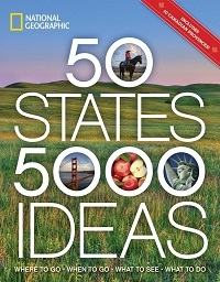 A book review for 50 States, 5000 Ideas.