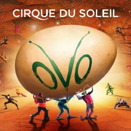 OVO from Cirque Du Soleil looks like a performance that all family members will enjoy. Keep reading for a discount for OVO!