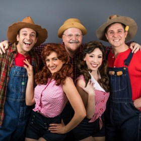 The Gaslight Music Hall in Oro Valley presents The Hee Haw Country Western Revue! (Giveaway)