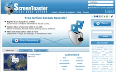 ScreenToaster screentoaster