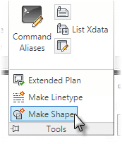 Make Shape tool on the Rib SNAGHTML2999154e thumb