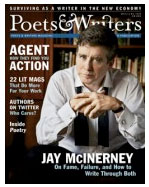 May/June 2009 Issue of Poets and Writers