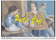 Watch the October version of the poet's cafe
