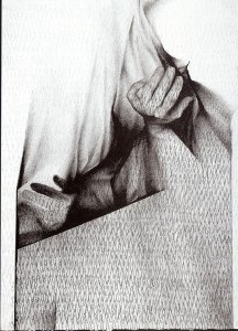 Inesperada, Graphite, 1999 by Auslender