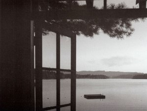 Fred Field, Quisisana Resort on Kezar Lake at Dawn, Lovell, Maine, photograph