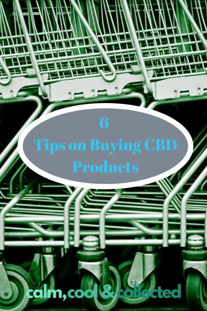 6 Tips on Buying CBD Products pin 2