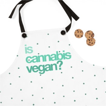 THE CALM, COOL & COLLECTED <br> Vegan Apron