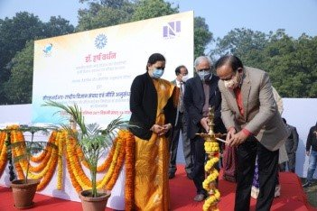 Dr Harsh Vardhan inaugurates the new entity CSIR-National Institute of Science Communication and Policy Research (CSIR-NIScPR) with a new Vision