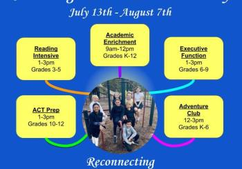 Virtual Summer Study at the Cambridge School