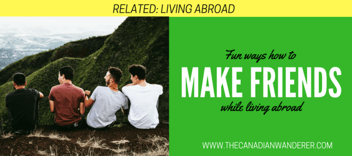 Related Post - Make Friends Abroad
