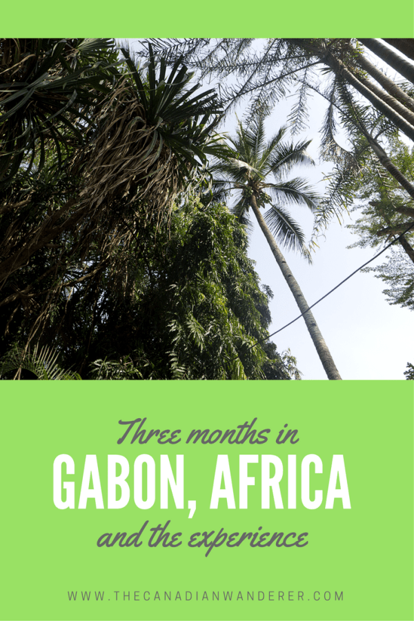 Three months in Gabon, Africa - An English guide for visiting Gabon