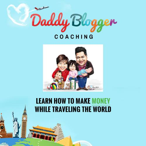 Daddy Blogger - Interview with The Canadian Wanderer