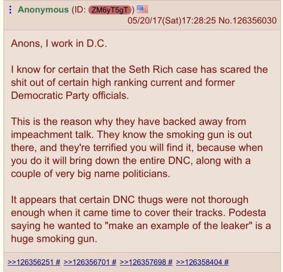 Wikileaks source statement