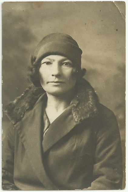 Leah Feldman leaving Moscow after the revolution