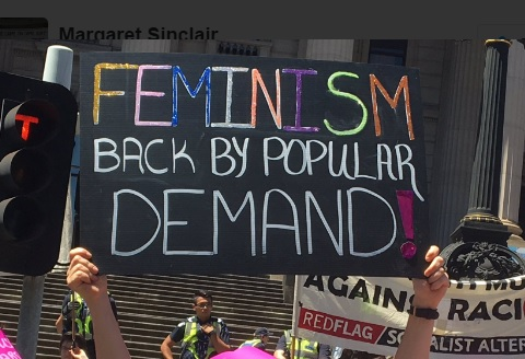 Feminism #WomensMarch