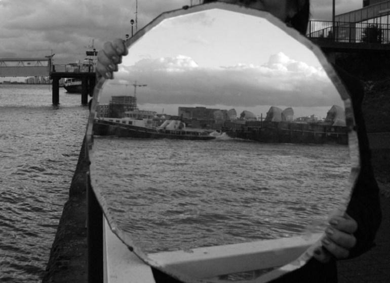 Mirror Boat