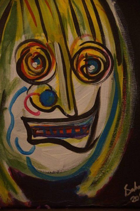 Baharier Portrait