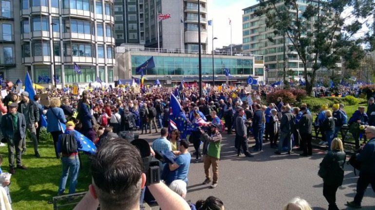 EU March One