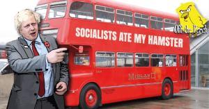 Boris Johnson's bus truths