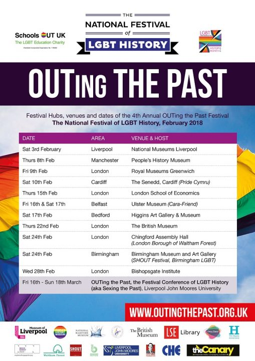 OUTing the Past programme
