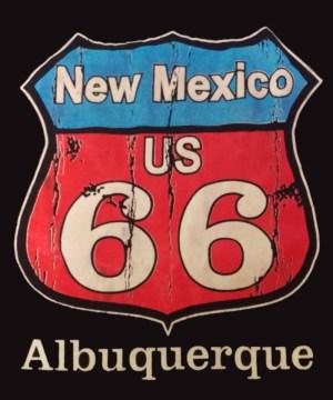 Route 66 Shield