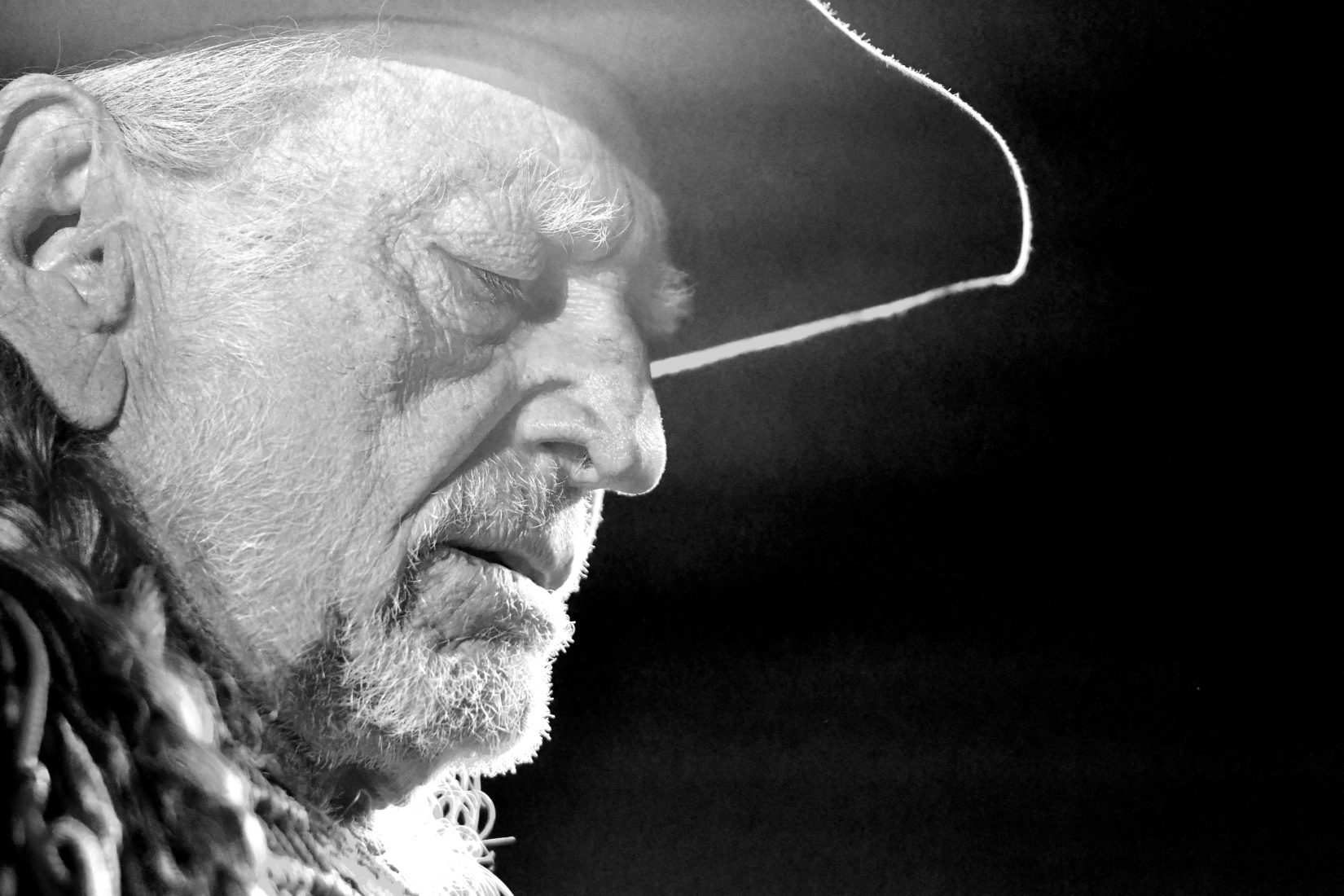 Country music legend and legalization activist Willie Nelson plays a show at Humphreys Concerts by the Bay in San Diego in October 2016. (Vince Chandler, The Denver Post)