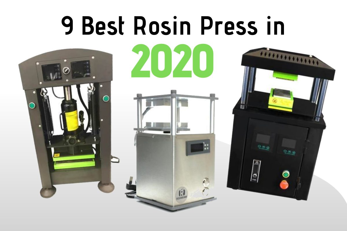 the 9 best rosin press in 2020. rosin press buyers guide.