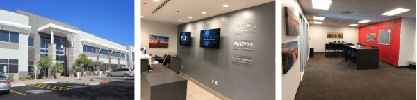 four new offices