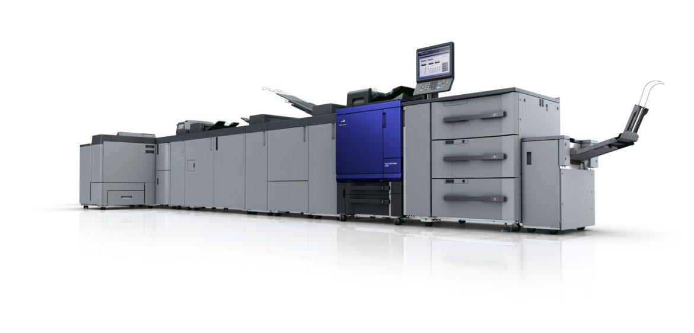 color digital production press