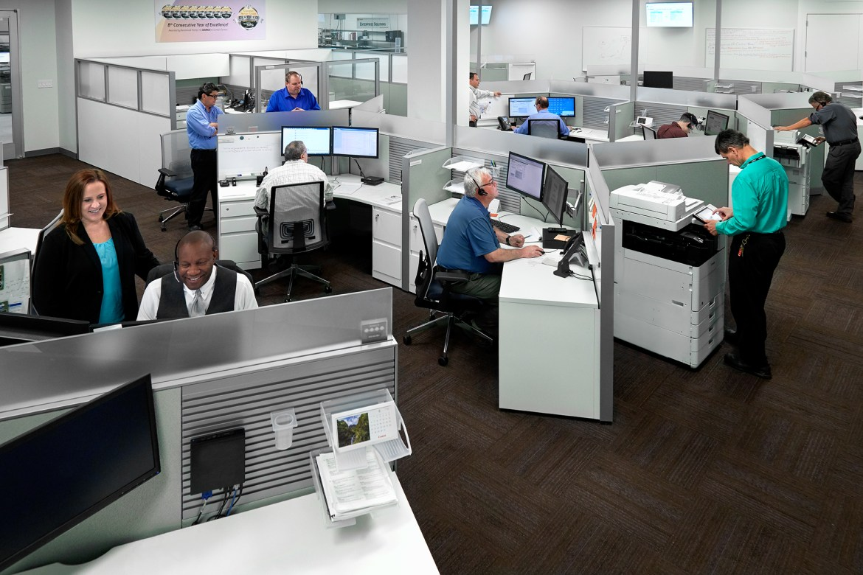 Canon U.S.A. Customer Service Center