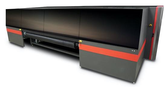 VUTEk hybrid flatbed