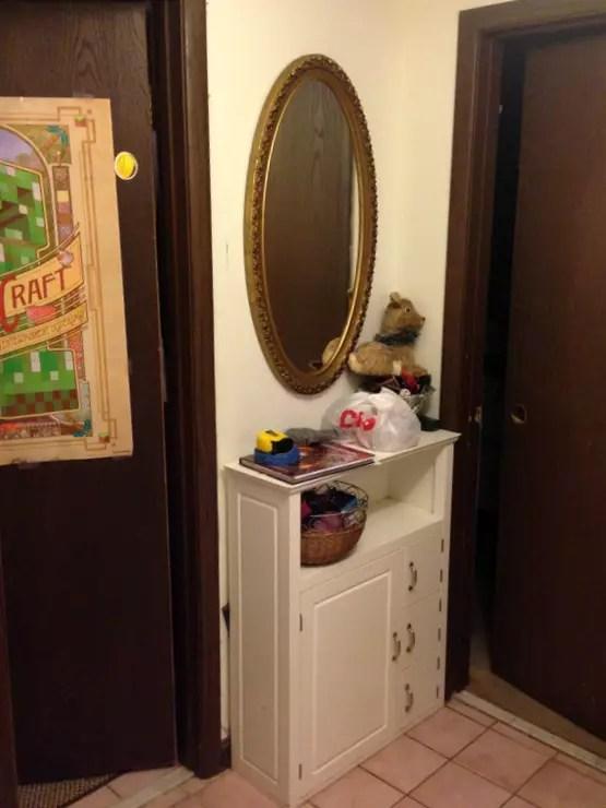 1970s Interior Door Makeover